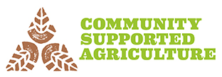 Community Supported Agriculture Logo